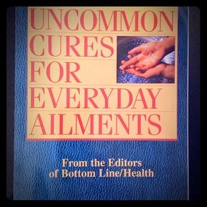 Uncommon cures book